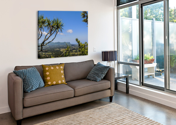 VIEW TO FOREVER 24  Canvas Print