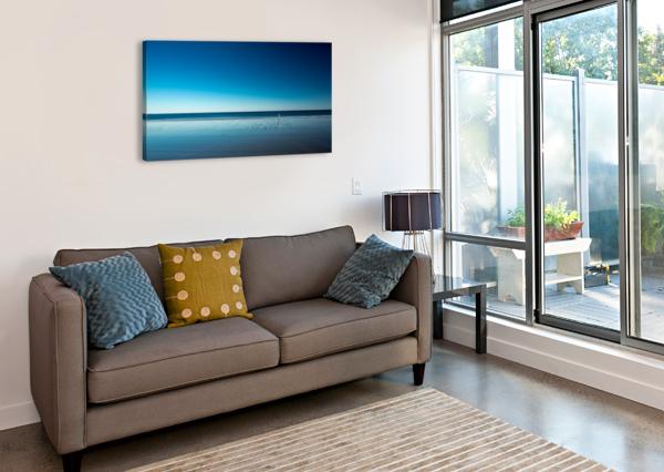 THE BLUES 1X  Canvas Print