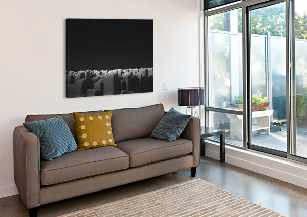 TOUCH OF LIGHT BOB ORSILLO  Canvas Print