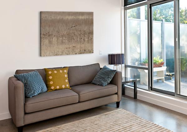 WESLEY ALLEN SHAW 01435 WESLEY ALLEN SHAW  Canvas Print
