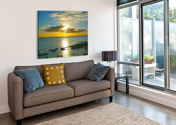ISLAND DREAMIN 24  Canvas Print