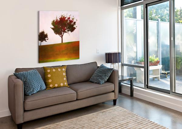 FALL TREE PIERCE ANDERSON  Canvas Print