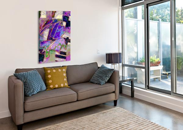 FULL OF WONDER HELMUT LICHT  Canvas Print