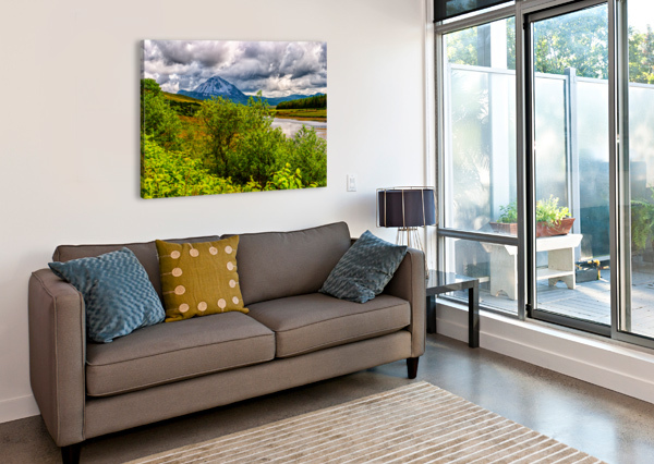 DONEGAL 18 ERIC FRANKS PHOTOGRAPHY  Canvas Print