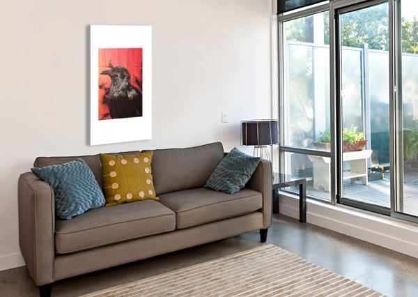 RBB ANDREW DELEON  Canvas Print