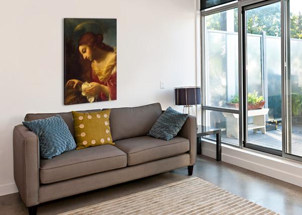 ST MARY MAGDALENE CARLO DOLCI  Canvas Print