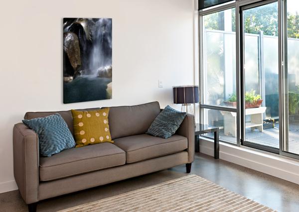 LANDSCAPE_2_0205 STOCK PHOTOGRAPHY  Canvas Print