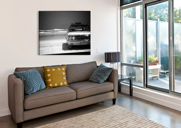 DAYTONA BEACH 1 CHRISTOPHER DORMOY  Canvas Print