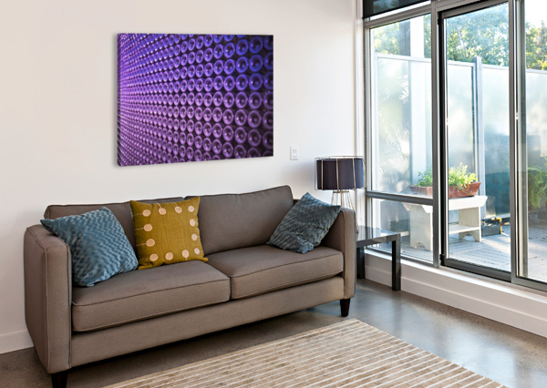WINE WALL FABIEN DORMOY  Canvas Print