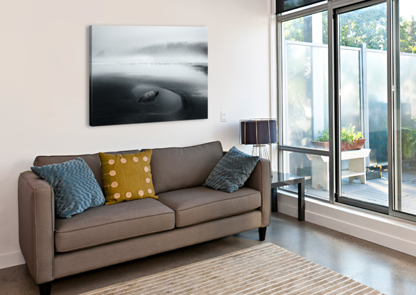 ONE MORNING... 1X  Canvas Print