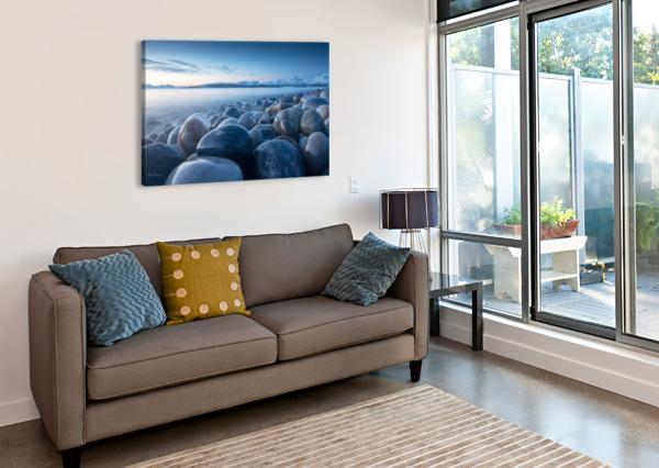 AN OCEAN OF TIME 1X  Canvas Print