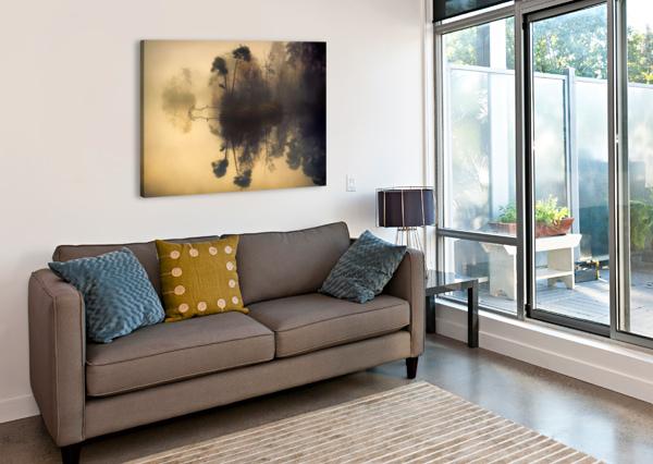 MY PLACE 1X  Canvas Print