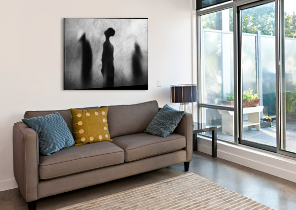 TWO IN ONE 1X  Canvas Print