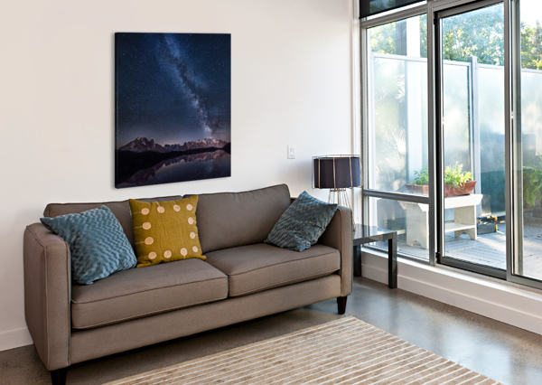 LOST IN THE STARS 1X  Canvas Print