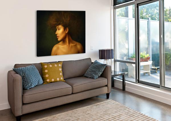SABINA 1X  Canvas Print