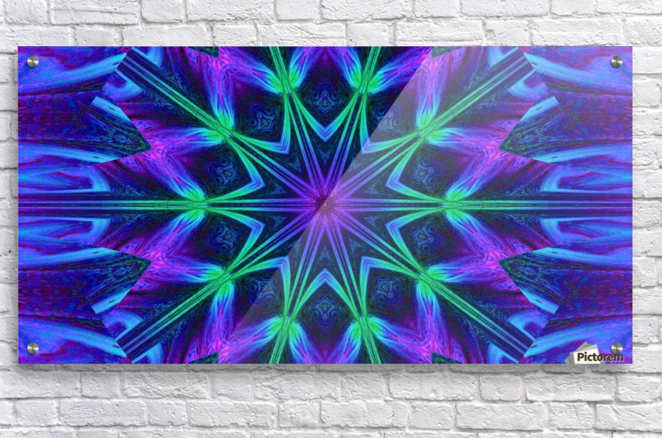 Night Flower 1  Acrylic Print