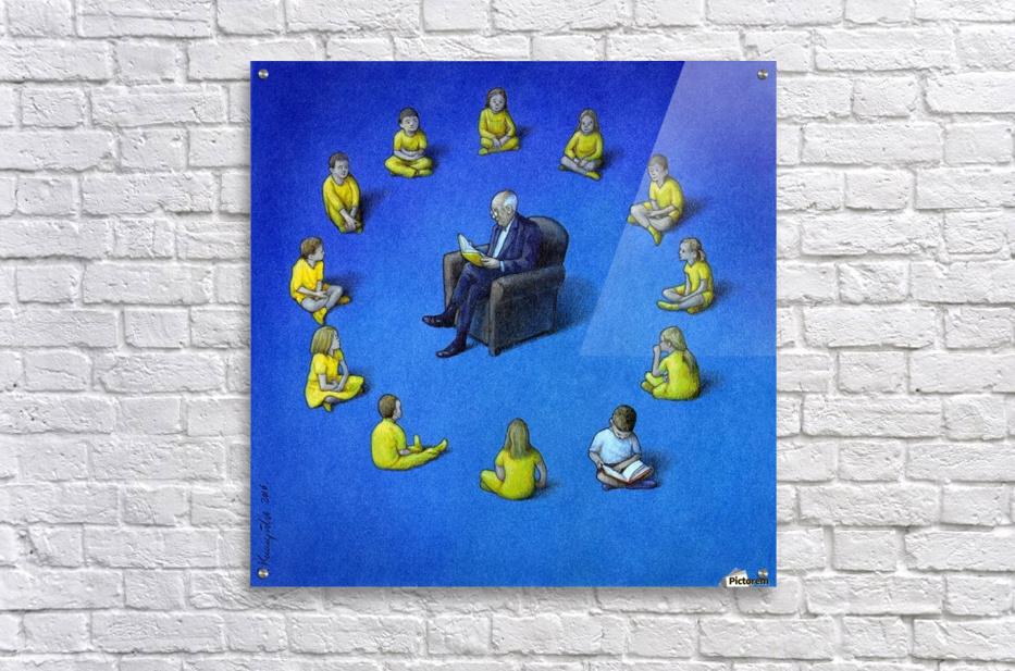 Brexit  Acrylic Print