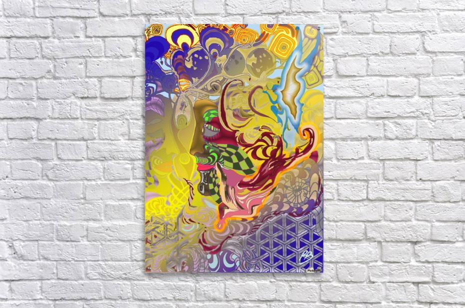 Spirit Fox  Acrylic Print