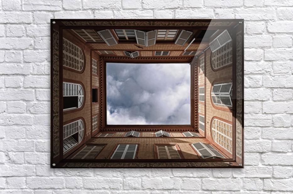The Sky.......  Acrylic Print