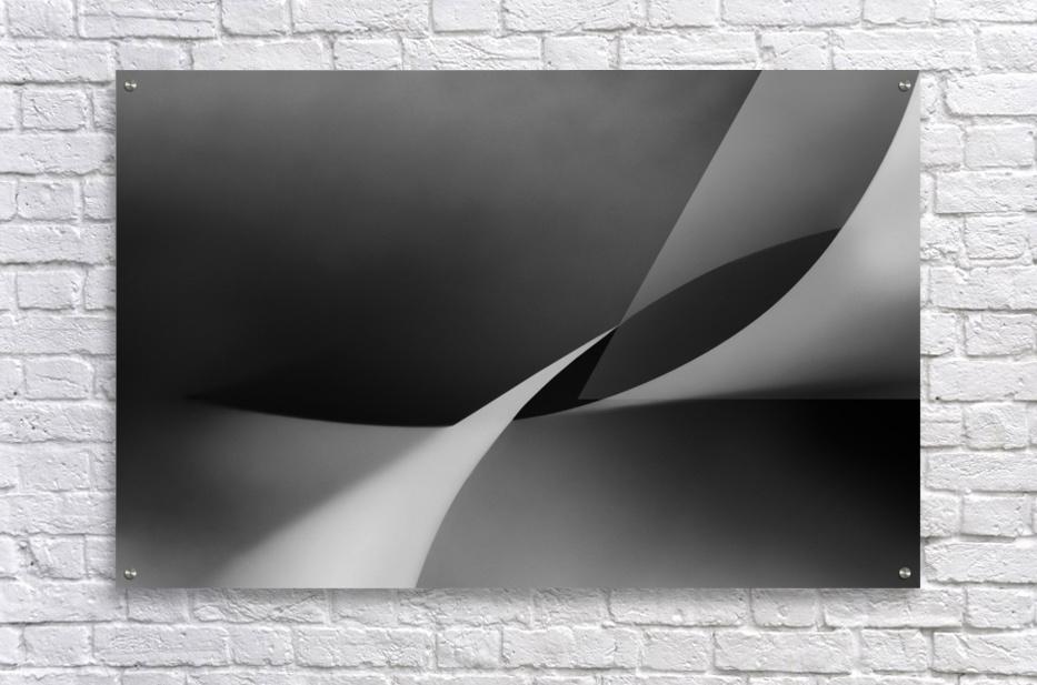 mit Schwung  Acrylic Print