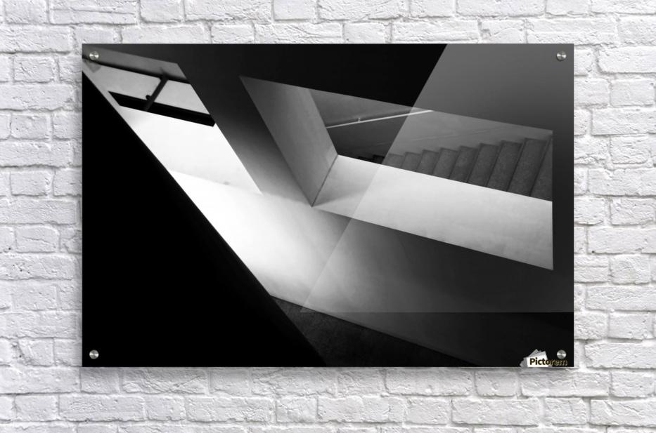 Light and shadow play  Acrylic Print