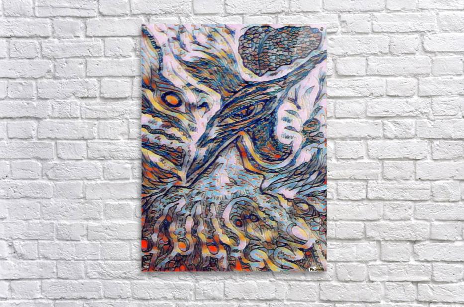 shiba   Acrylic Print