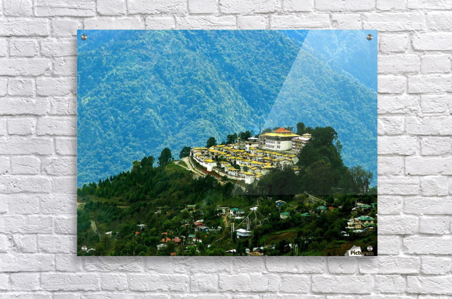 North East India  Acrylic Print