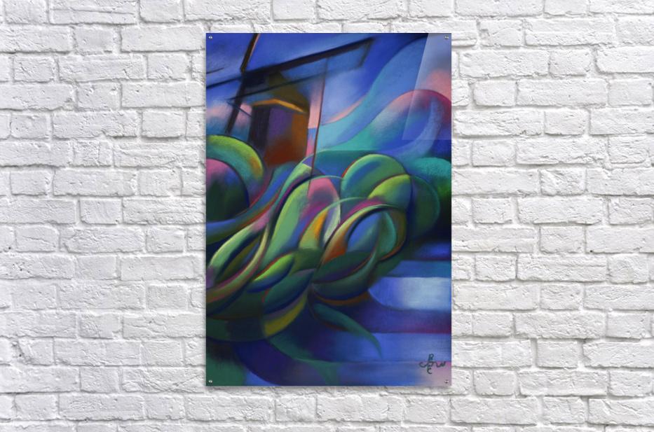 Nieuwe Veenmolen – 18-11-17  Acrylic Print