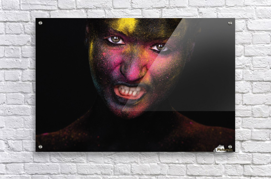 RGB feelings  Acrylic Print