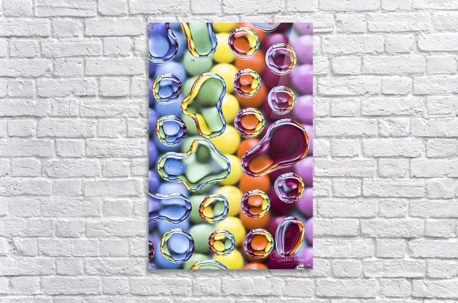 Smarties  Acrylic Print