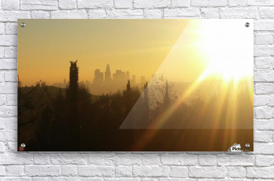 Los Angeles, Ca  Acrylic Print