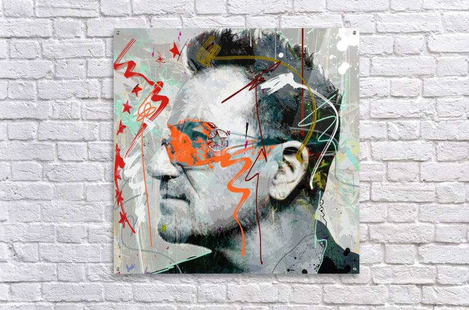 Bono  Acrylic Print