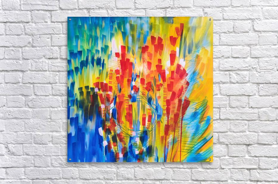 Dream Catching  Acrylic Print