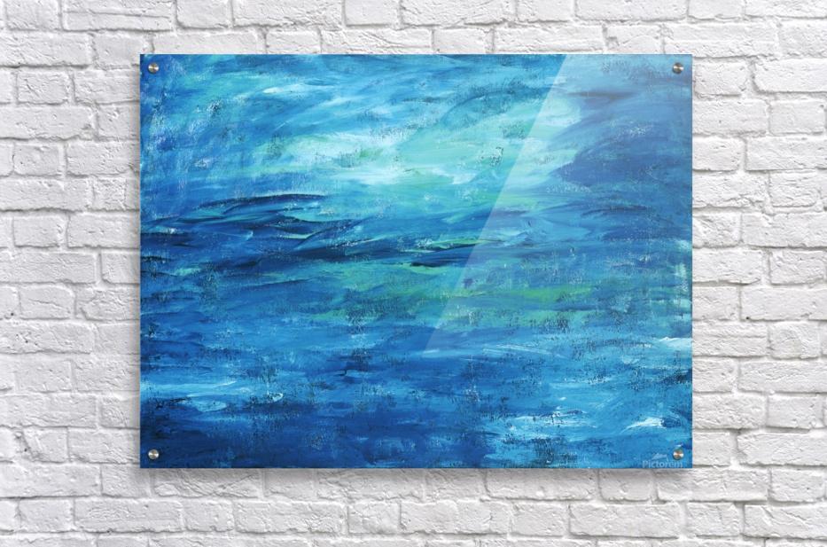 Ocean  Acrylic Print