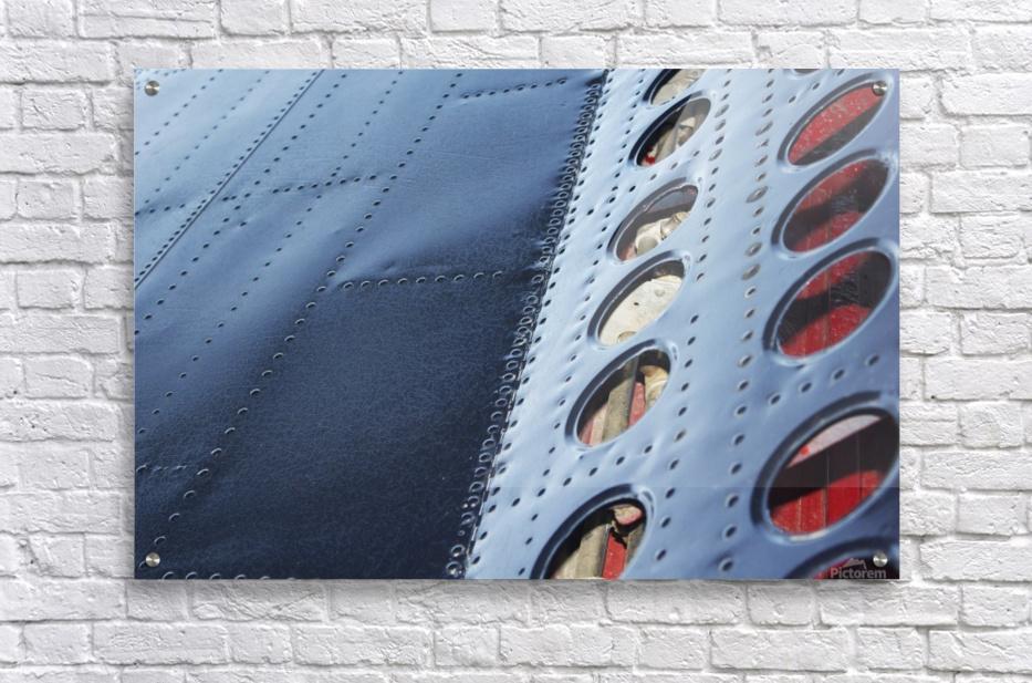 Flap  Acrylic Print