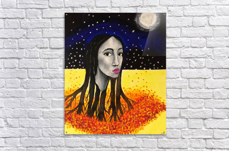 The Fall Before Night   Acrylic Print