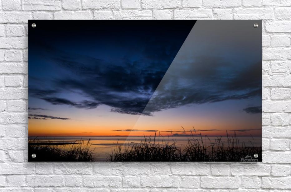 Blue Cloud - Nuage Bleu  Acrylic Print
