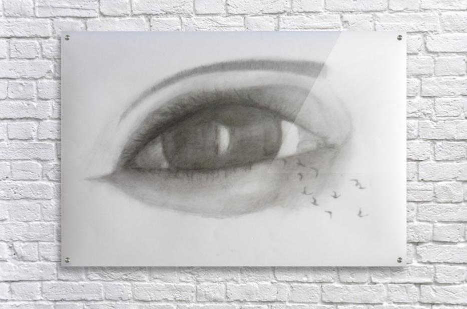 VCumper Birds in the eye 2018  Acrylic Print
