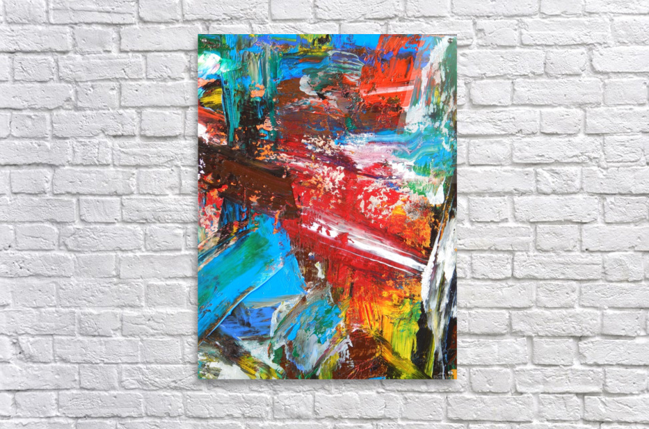 COLOR  Acrylic Print