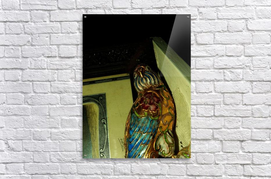 D (4)  Acrylic Print