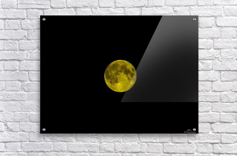E (5)  Impression acrylique