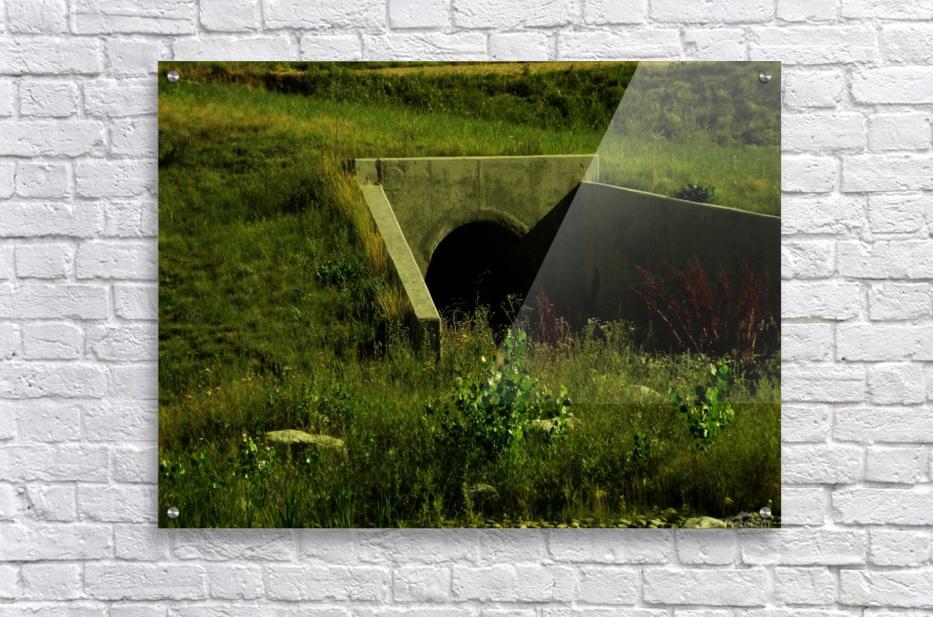 H (3)  Acrylic Print
