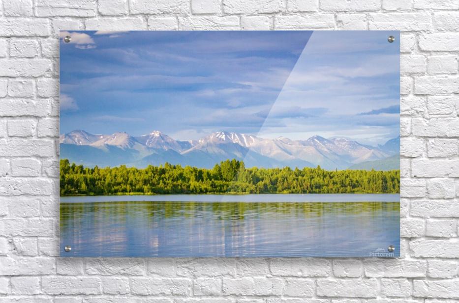 Summer in Alaska  Acrylic Print