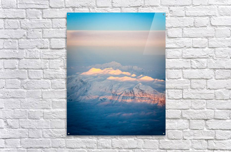 Photos Alaska Mountains  Acrylic Print