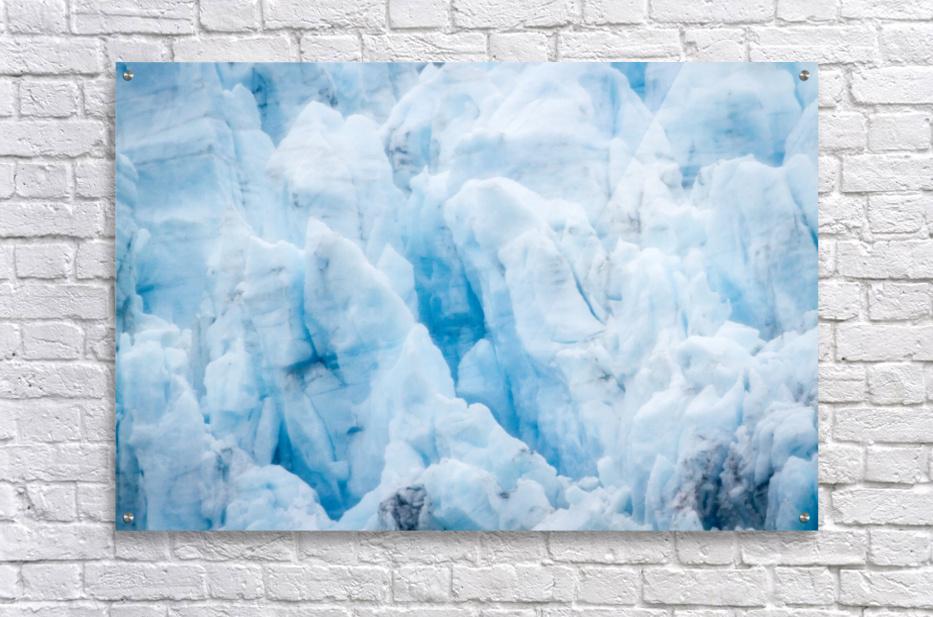 Alaska Gifts - Glacier Photographs  Acrylic Print