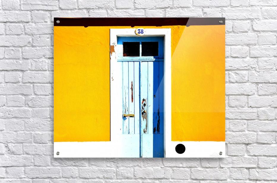 Yellow 04_OSG  Acrylic Print