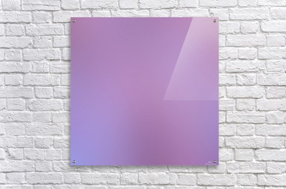 Pink Blurred Background  Acrylic Print