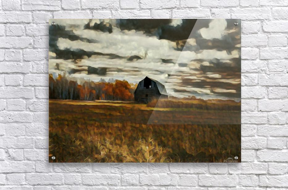 barn um  Acrylic Print