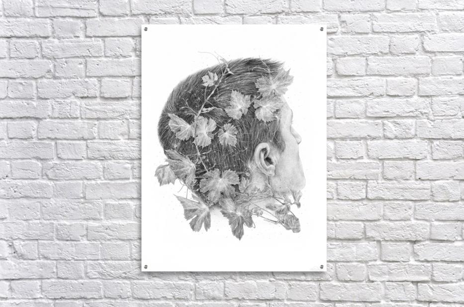 Devine  Acrylic Print