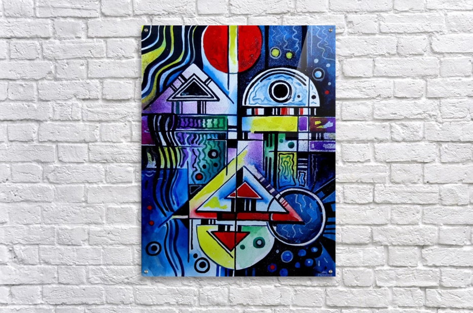 Love 1  Acrylic Print